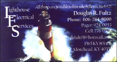 Lighthouse Electrical Services - Morehead, Kentucky