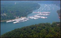 Houseboat Rentals on Norris Lake, Tennessee