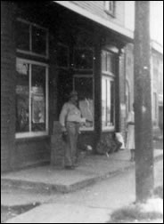 Gullets Store, 1943