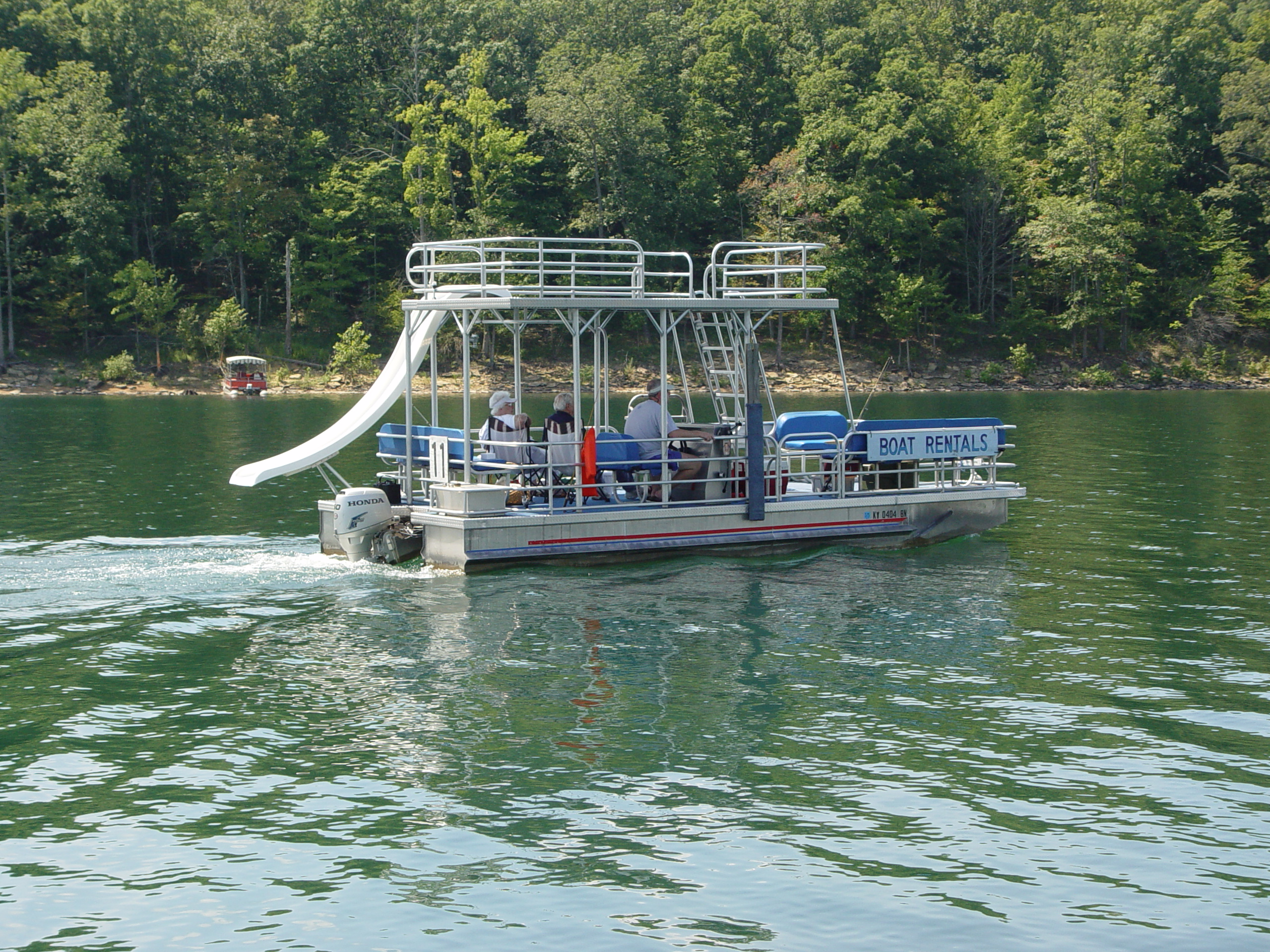Lake Cumberland State Dock | America's Best Houseboat Vacations!