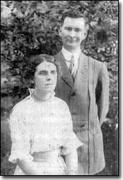 Dr. Allen Watson McCleese with wife Mayme Steven's McClesse
